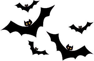 bats yellow eyes