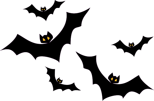 bats yellow eyes