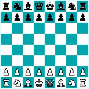 human chess