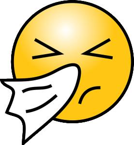 sickness emoticon