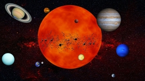 planets solar system