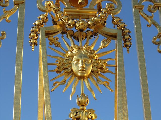 sun king louis xiv