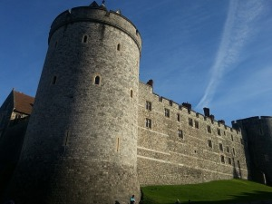 windsor castle tower