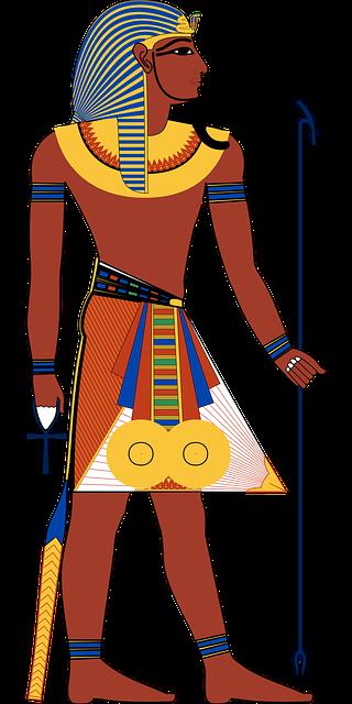 ancient egyptian warrior