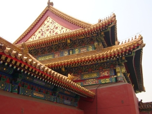 chinese roof