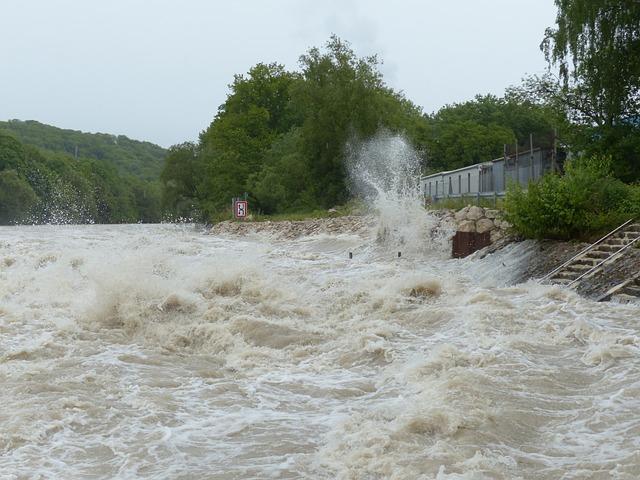 high-water-flooding