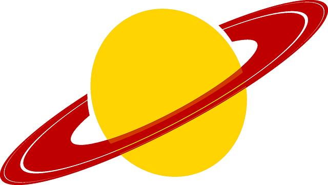 saturn dense planet