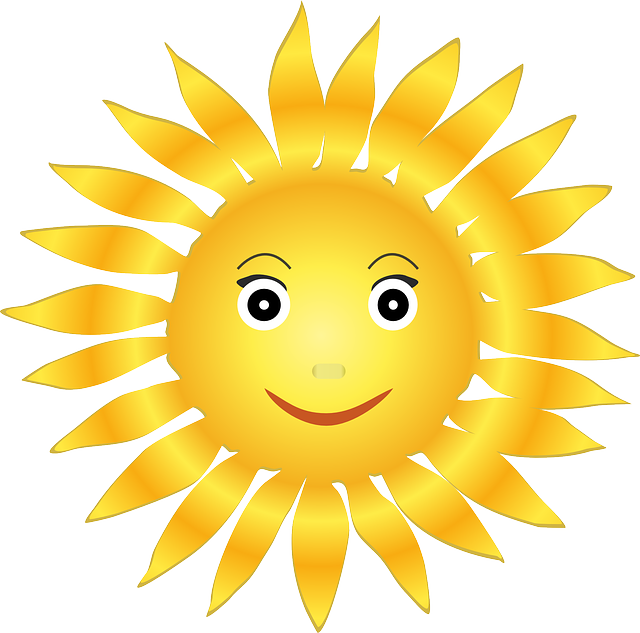 greek sun