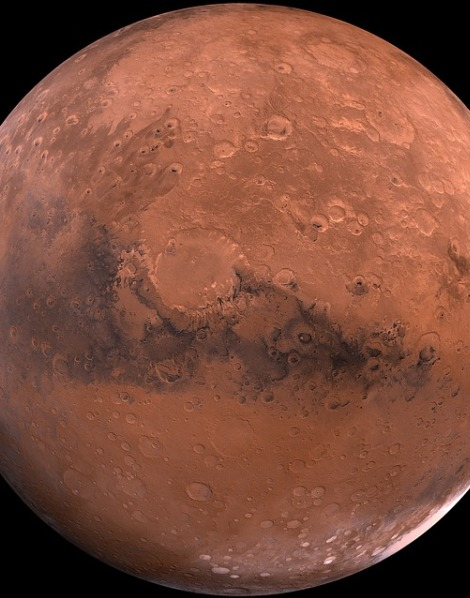 awesome facts for kids about mars
