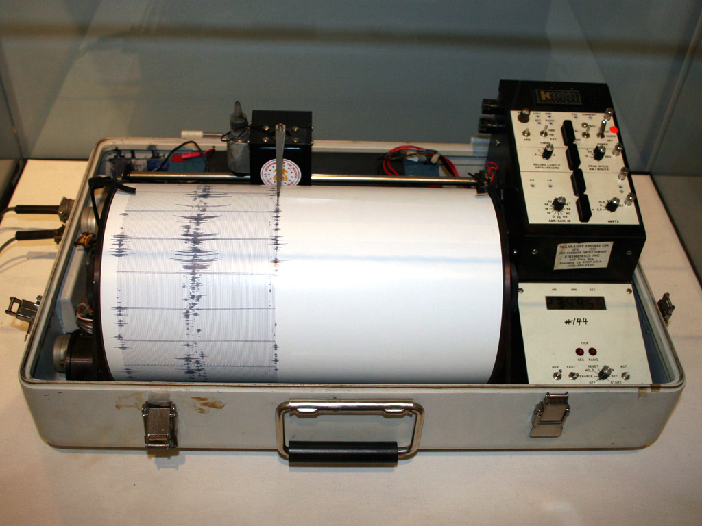 seismograph tsunami warnings