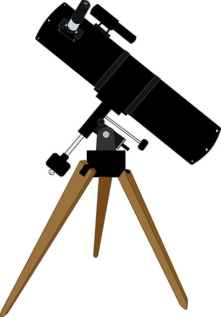 Galileo telescope Neptune