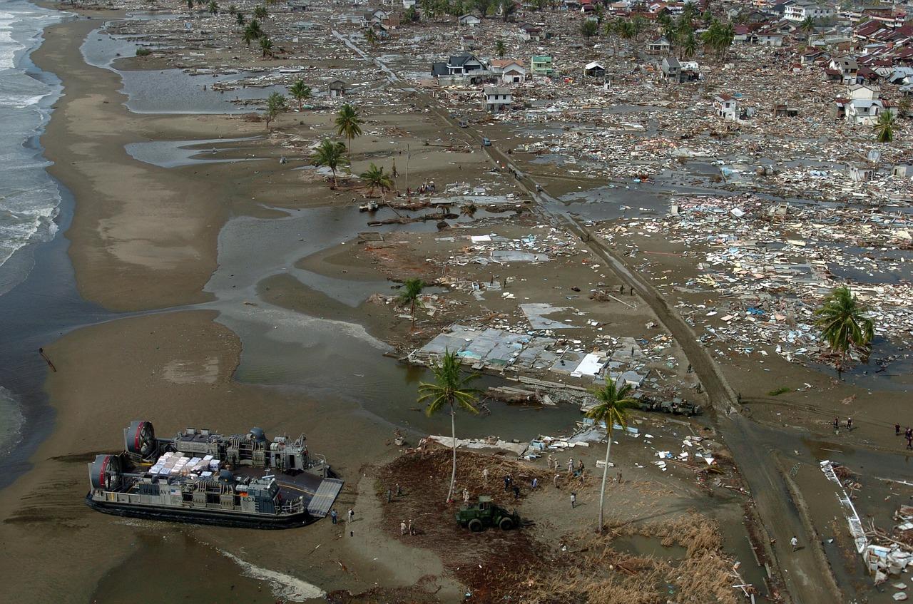 Long Beach Tsunami