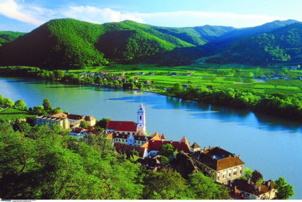 River Danube