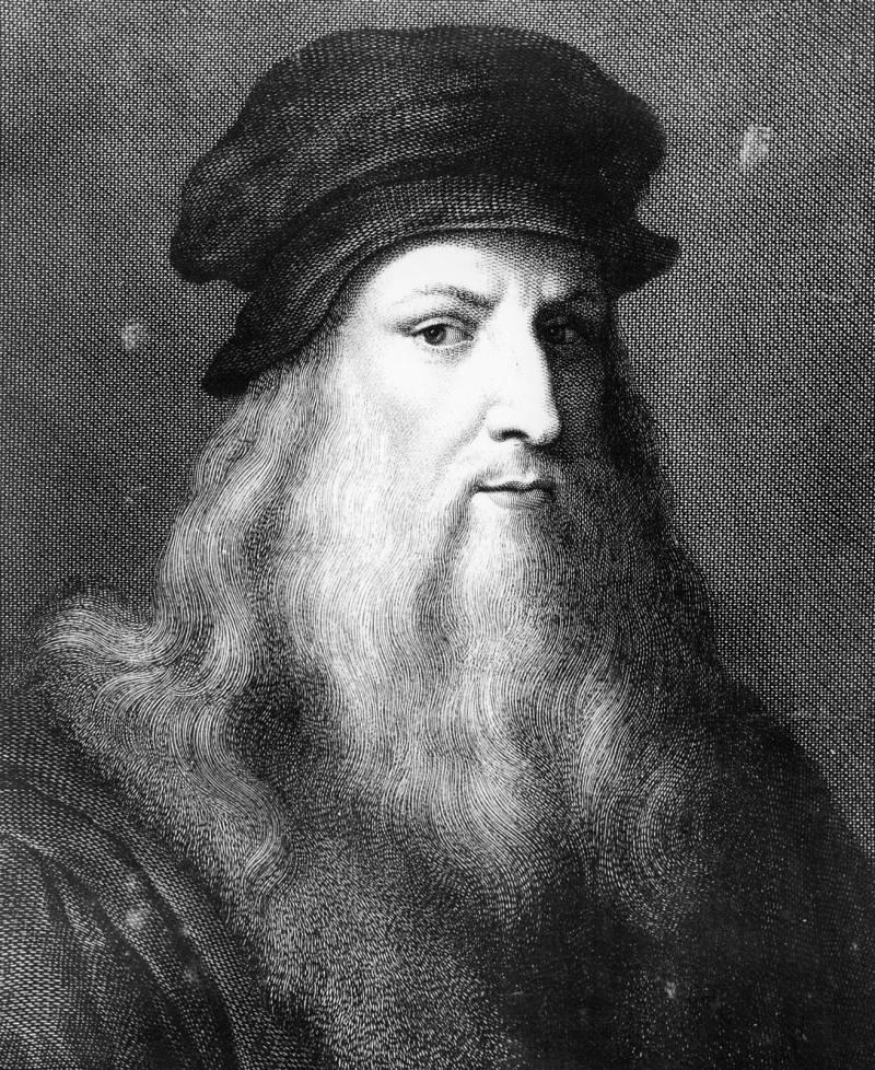 Leonardo Da Vinci Facts | Cool Kid Facts