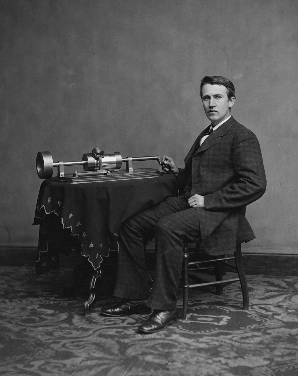 Thomas Edison Facts For Kids | Cool Kid Facts