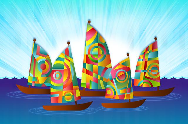 ships float