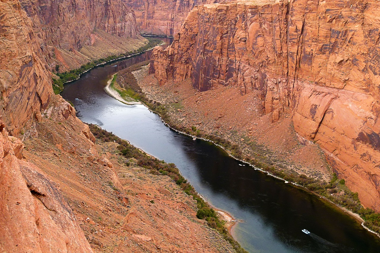 Erosion Facts Cool Kid Facts - Examples of rivers in the world