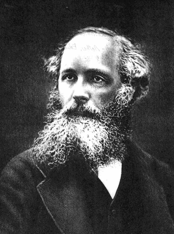 James Clerk Maxwell facts