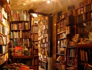 books in bookshop