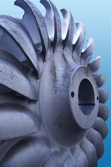turbines hydropower