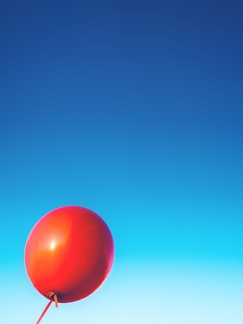 static electricity balloon experiment