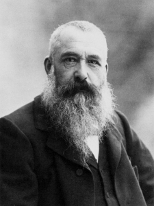 Claude Monet facts