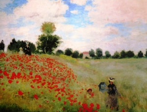Monet paintings redder with cataracts