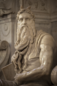 Moses_Michelangelo