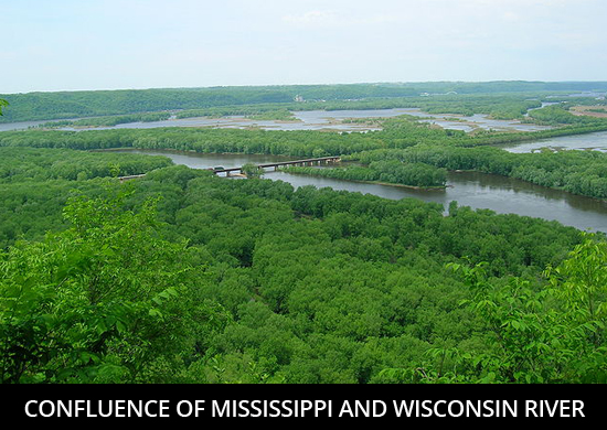 Confluence-of-Mississippi-and-Wisconsin-River