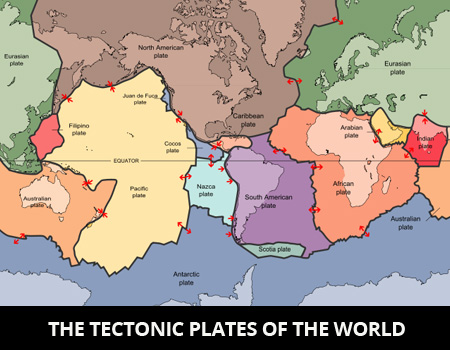 The-tectonic-plates-of-the-world