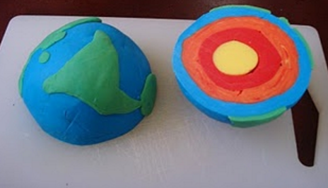 playdough science activity