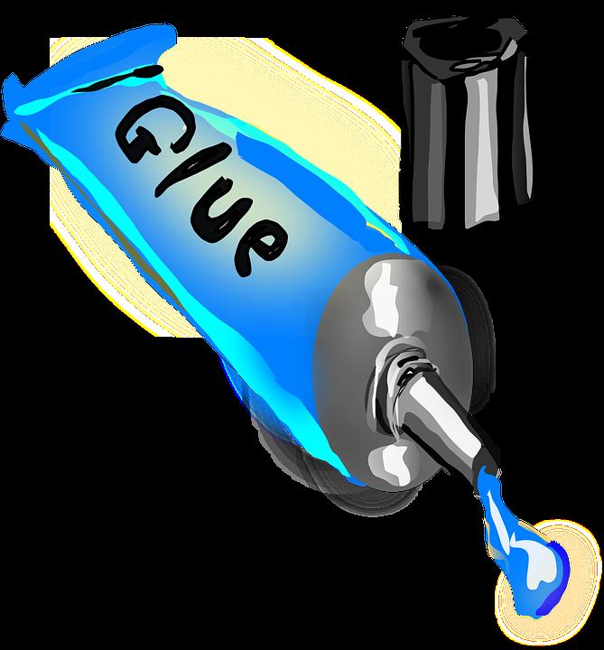 glue for making bouncy ball