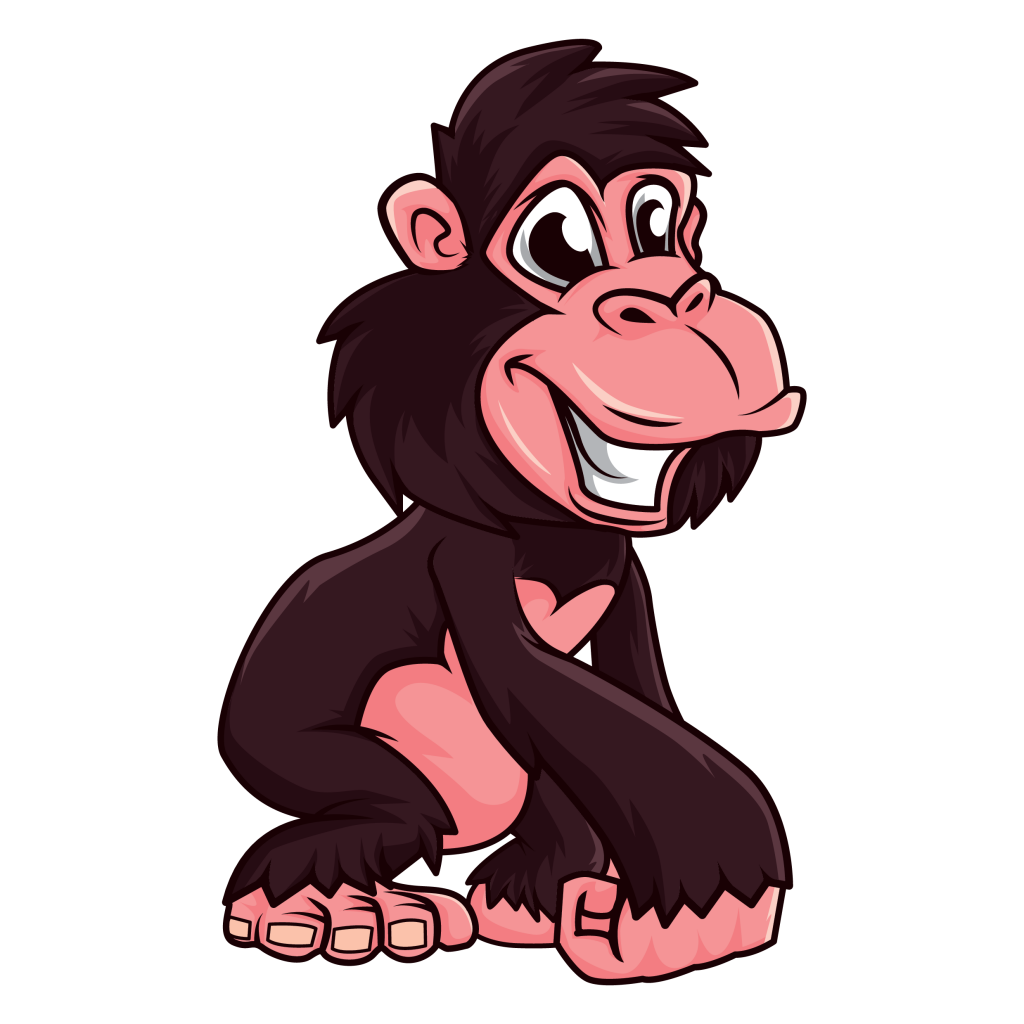 gorilla-king-jungle