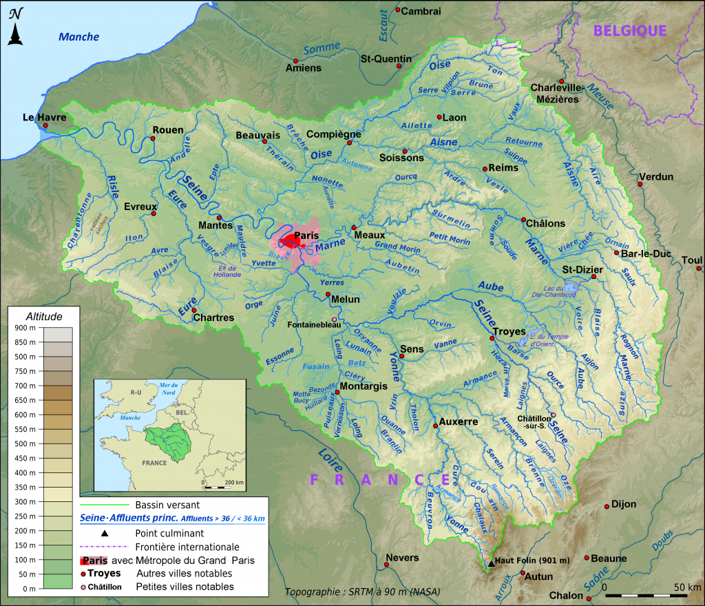 orinoco-river-map