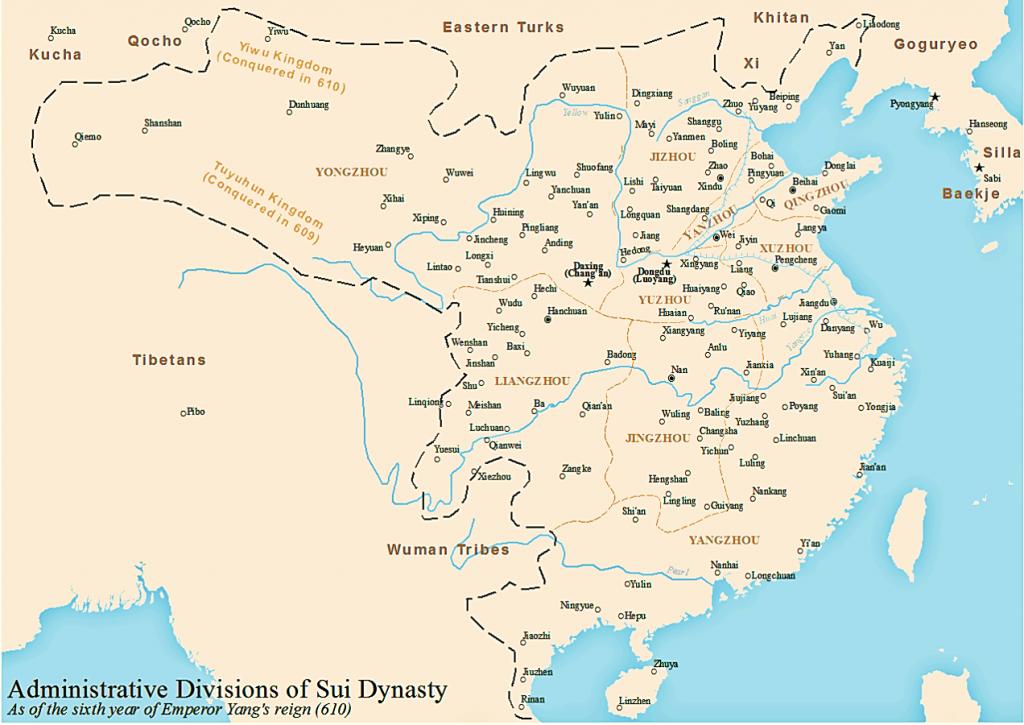 sui-dynasty-map