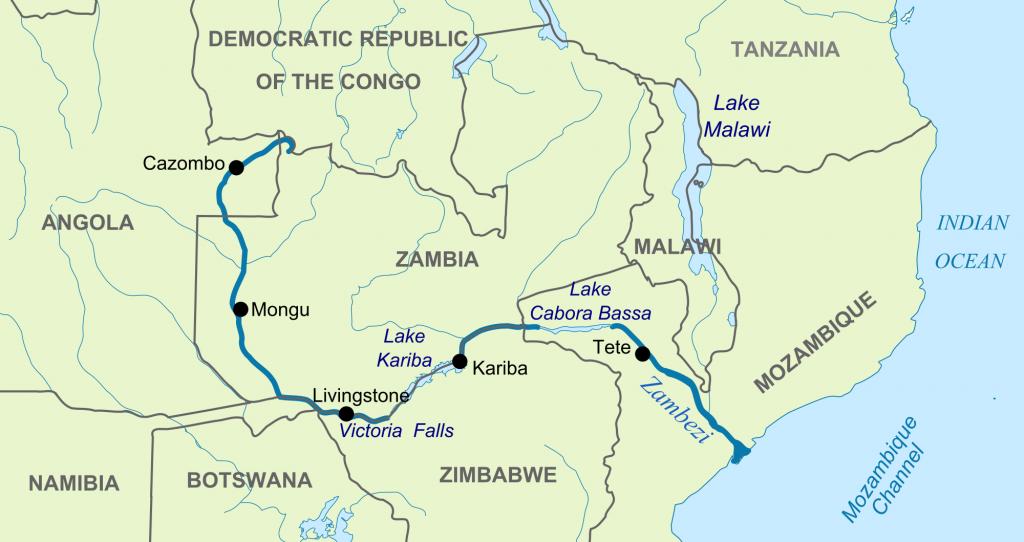 zambezi-river-map