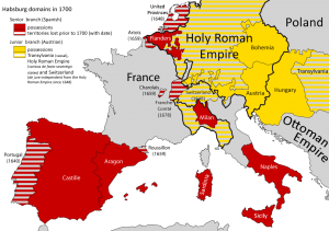 Habsburg-empire