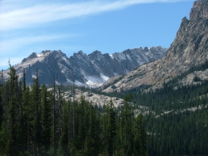Idaho-peaks