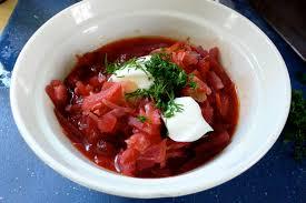 borscht-sour-cream