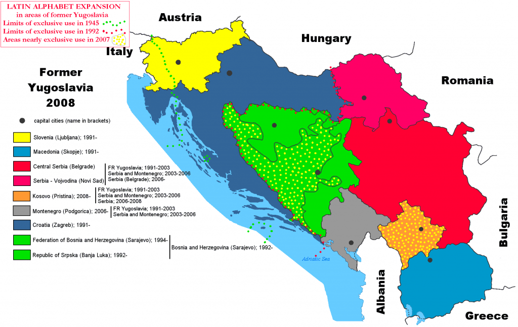 former-Yugoslavia-map