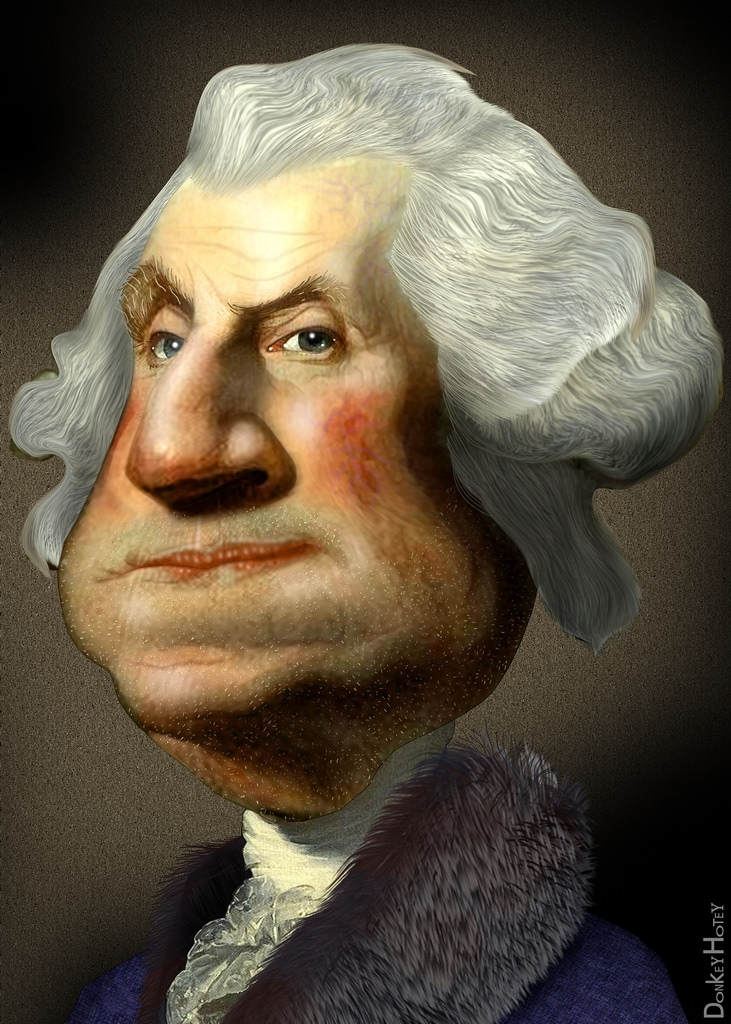 george-washington-caricature
