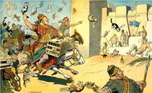pelusium-cats-battlefield