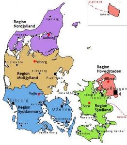 regions-of-denmark