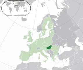 hungary-map