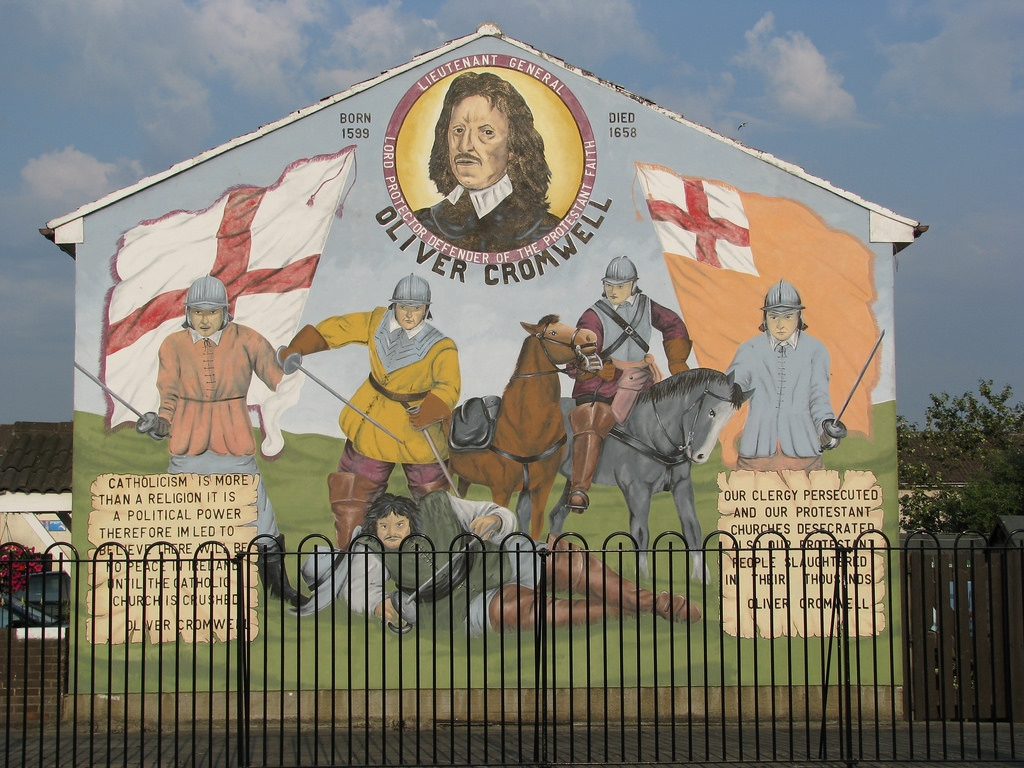 oliver-cromwell-mural