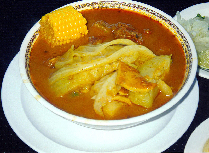 El Salvador Food