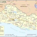El Salvador Location