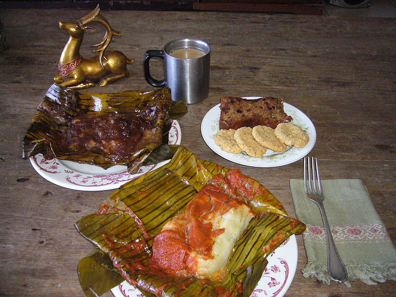 Guatemala Food