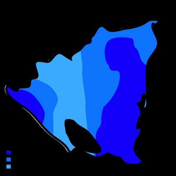 Nicaragua-Location