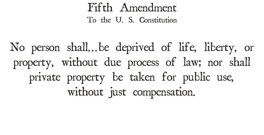 fifth-amendment